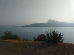 Beautiful Pawana lake
