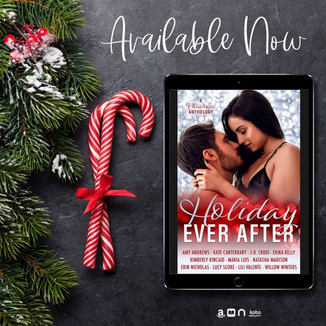 Holiday Ever After available now