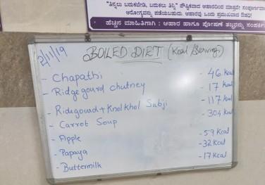 Diet _ Calories Chart