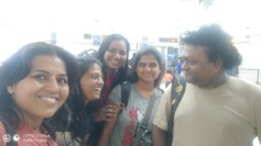 When we met Kannada Comedian Sadhu kokila